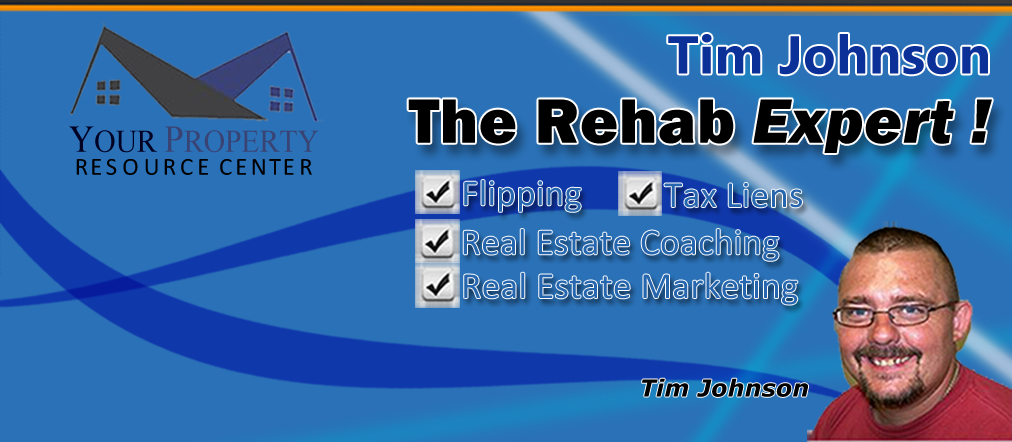 TIMOTHY R JOHNSON-The Real Estate Renegade