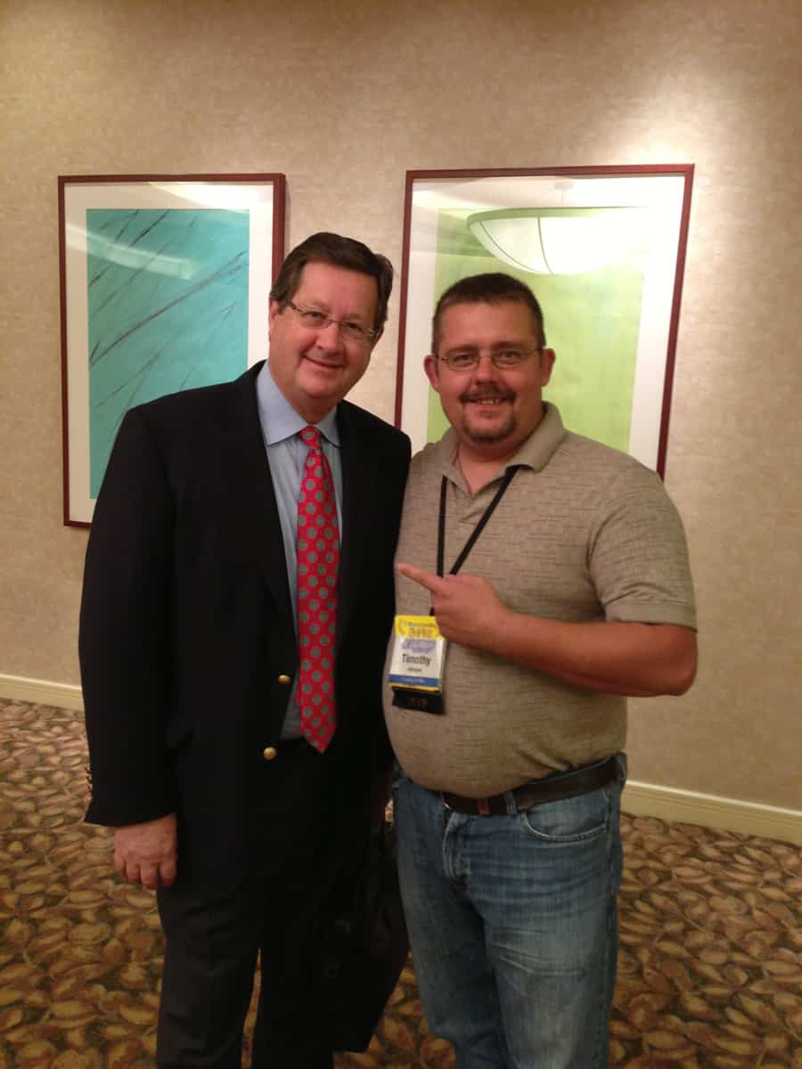 Timothy R. Johnson With Robert Allen